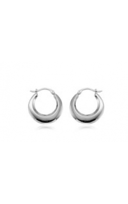 Carla/Nancy B Precious Metal (No Stones) Earrings 04/012W product image