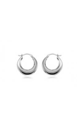 Carla/Nancy B Precious Metal (No Stones) Earrings 04/012W product image