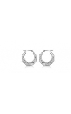 Carla/Nancy B Precious Metal (No Stones) Earrings 04/208W product image