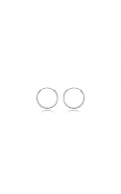 Carla/Nancy B Precious Metal (No Stones) Earrings 03/275W product image