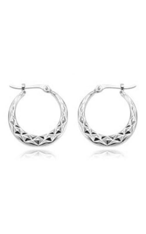 Carla/Nancy B Precious Metal (No Stones) Earrings 04/003W product image