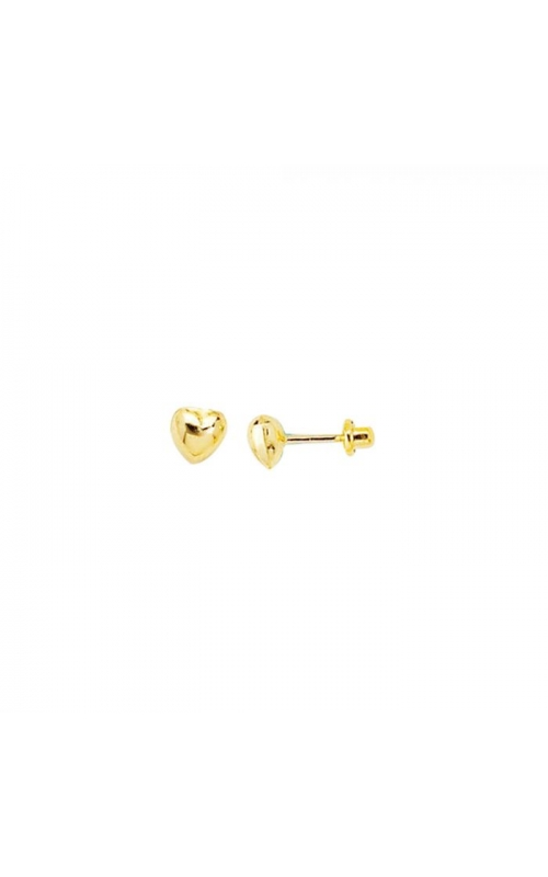 Royal Chain Group Precious Metal (No Stones) Earrings ER479 product image