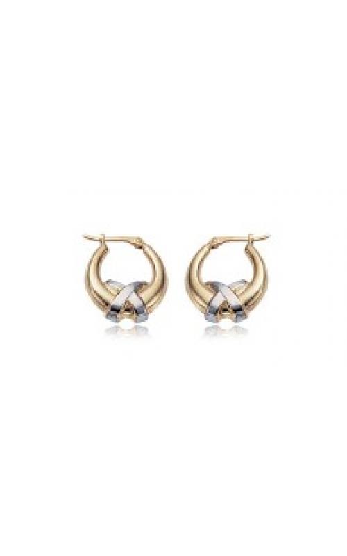 Carla/Nancy B Precious Metal (No Stones) Earrings 04/020YW product image