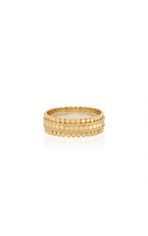 Silver Rings RG10059-GLD-8 product image
