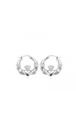 Carla/Nancy B Silver Earrings 64/255 product image