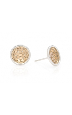 Silver Earrings 0093E-GLD product image