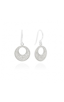 Silver Earrings ER10098-SLV product image