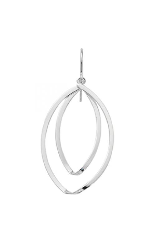 Carla/Nancy B Silver Earrings 14257-SS product image