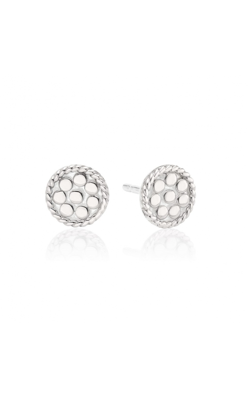 Anna Beck Silver Earrings 1184ESG-SLV product image