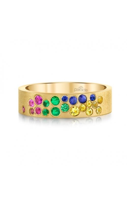 Parade Designs Colored Stone Rings  -  Women's BD4917B-FS product image
