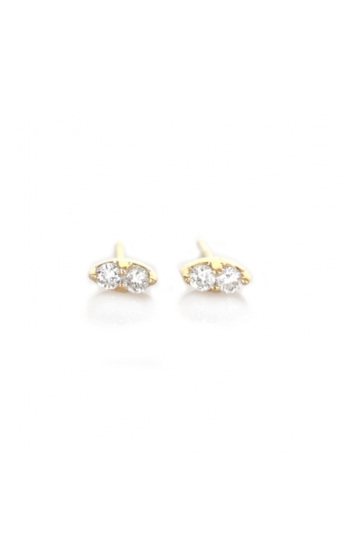LA Kaiser Diamond Earrings FE-2011 product image