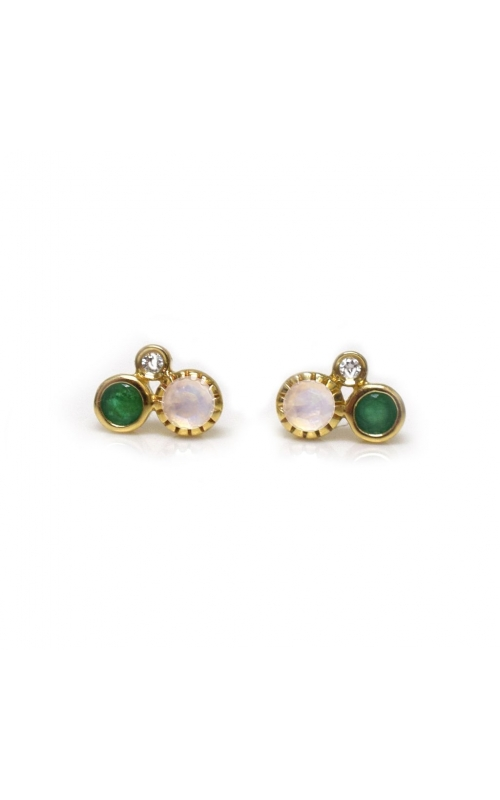 LA Kaiser Colored Stone Earrings FE-2008 product image