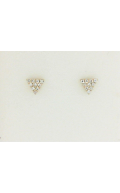 Brevani Diamond Earrings E10714 product image