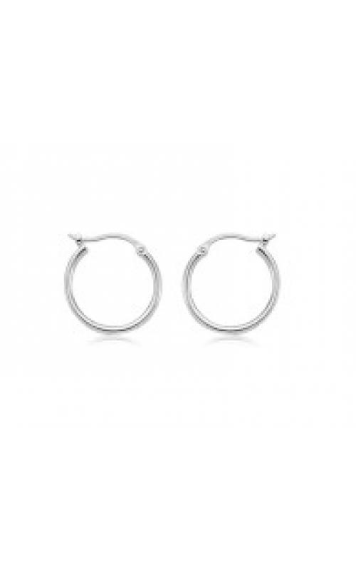 Carla/Nancy B Precious Metal (No Stones) Earrings 03/352W product image