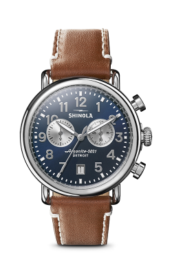 Shinola Runwell Chrono Watch S0120044131 product image